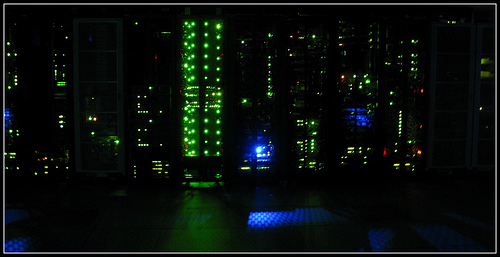 Hosting Provider Data Center