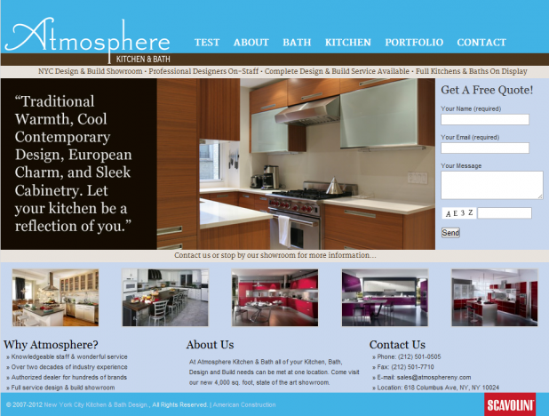 Atmosphere Kitchen & Bath