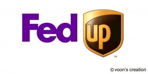 FedEx UPS FedUp