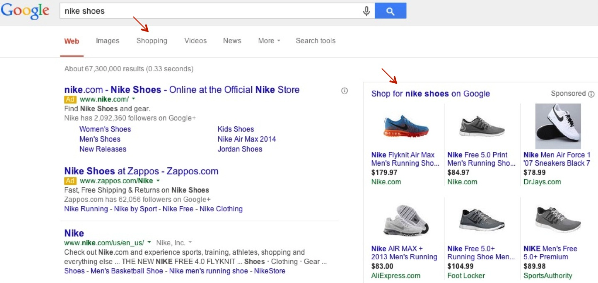1decb8d2c0671 Now Google Shopping will only list your products in Google Shopping when  you have a paid Google Adwords account as well as submitting properly  formatted ...