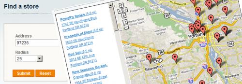 Google-Maps-Magento-Store
