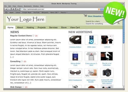 The-Market-Theme WordPress Plugin