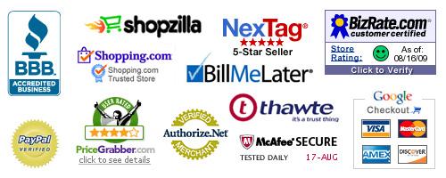 Trust Me: Google, Shopzilla, NexTag, PriceGrabber, BillMeLater