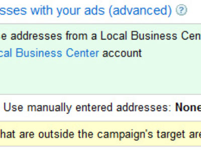 Advertise Your Brick & Mortar Business With AdWords Ad Extensions
