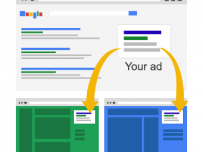 Google AdWords Adds New Campaign Type: Search Network with Display Select