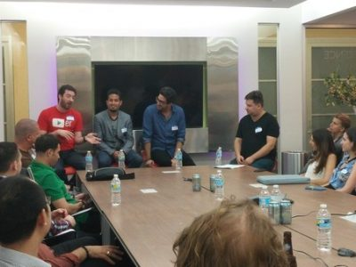 Menachem Ani- New York eCommerce Meetup Panelist