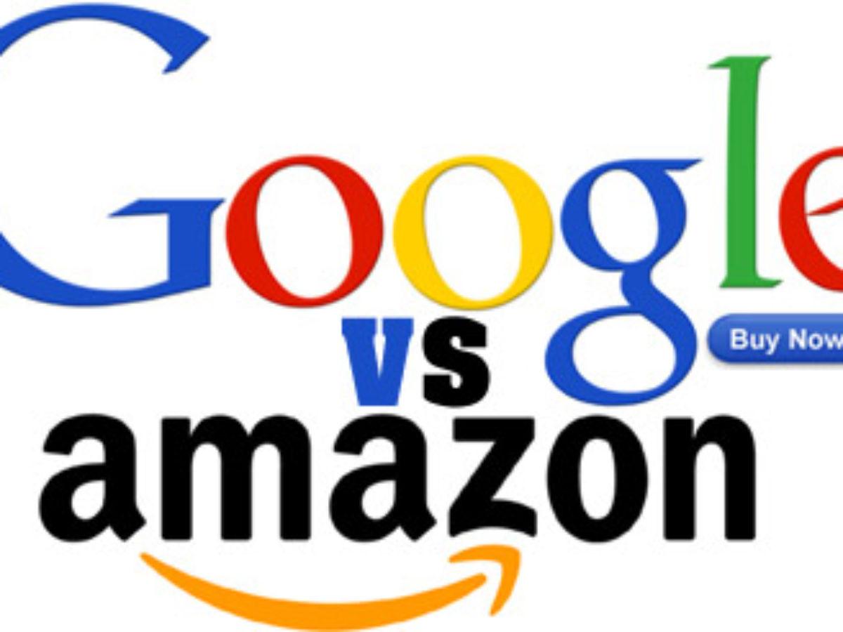 Google Vs. Amazon, How Do They Compare?