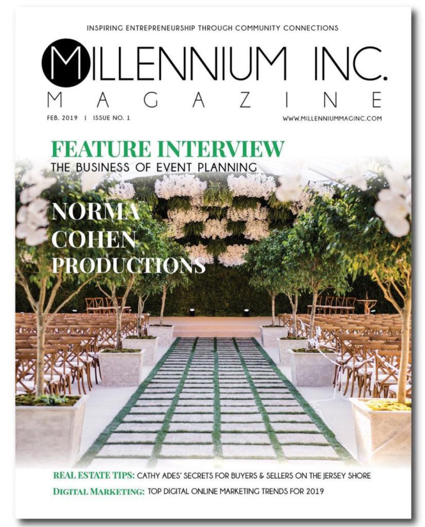 Millennium Inc. Magazine February 2019